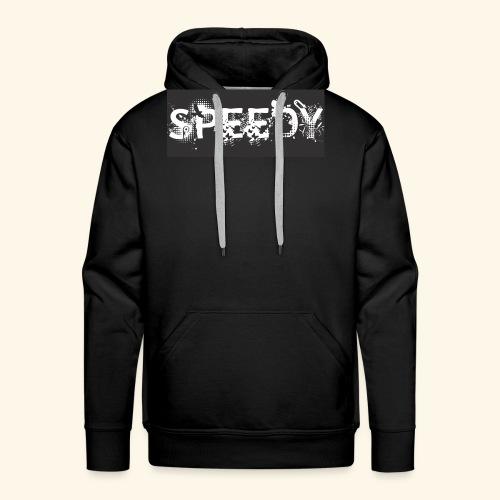 Speedy - Men's Premium Hoodie