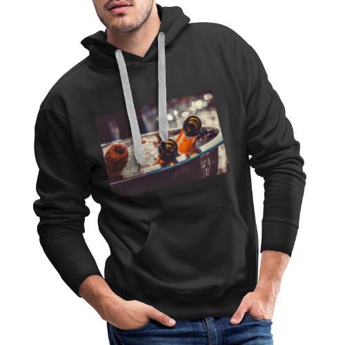Champaign Bekleidung - Männer Premium Hoodie