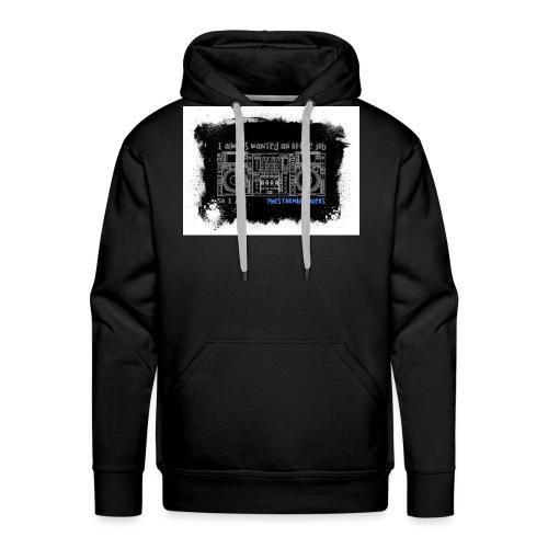 Desk 1 - Sweat-shirt à capuche Premium pour hommes