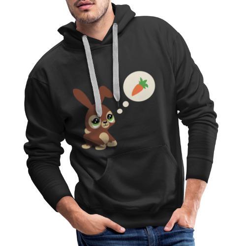 Carrots Lover - Männer Premium Hoodie