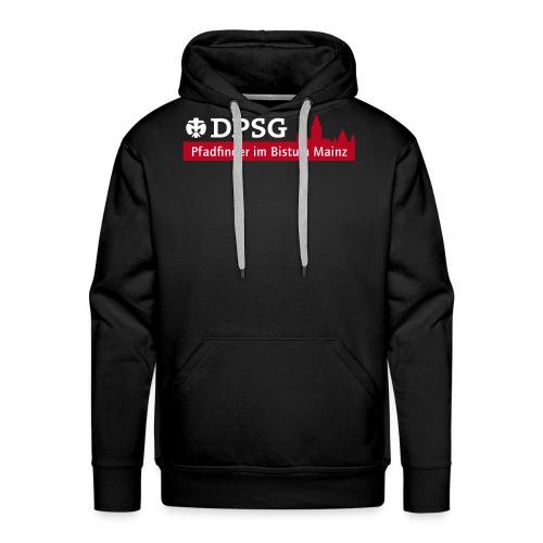 DPSG Mainz Flock - Männer Premium Hoodie