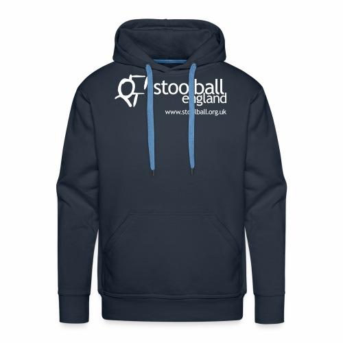 Stoolball England - Men's Premium Hoodie