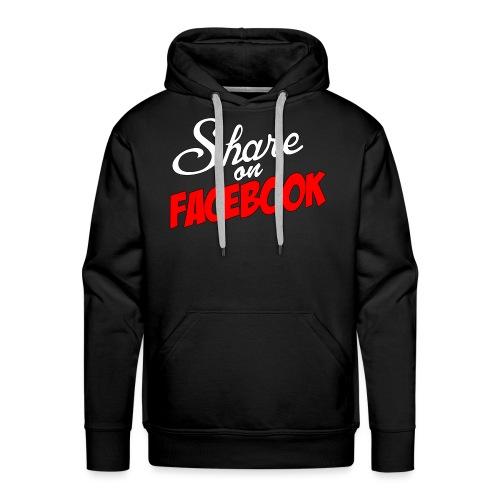 Share_on_fb_RED - Premium hettegenser for menn