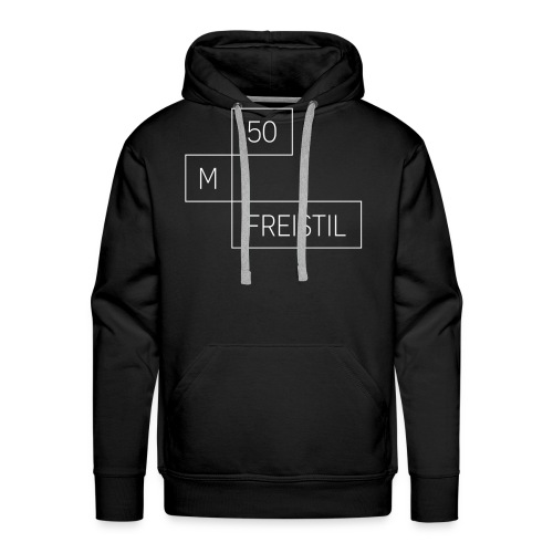 Logo_FF&F - Männer Premium Hoodie