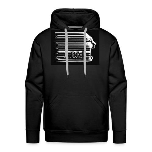 LOGO LRM 2018 - Sweat-shirt à capuche Premium pour hommes
