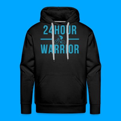 24hour Warrior - Männer Premium Hoodie
