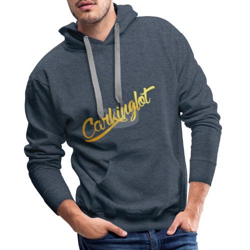 Carkinglot clean - Mannen Premium hoodie