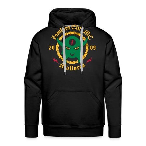 Zombies Elite MC Mallorca X Aniversario 2019 - Men's Premium Hoodie