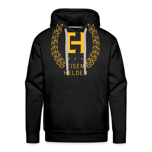 eh logo - Männer Premium Hoodie