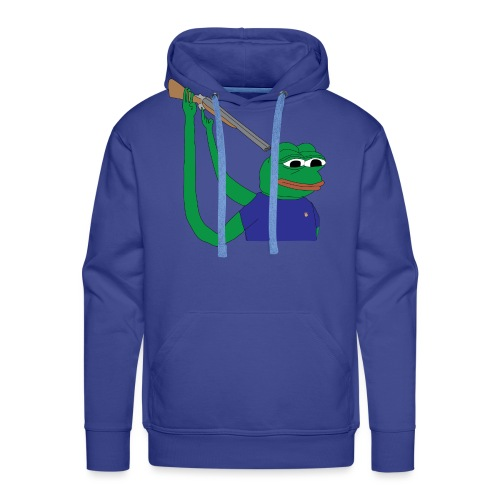 Internet Frog - Premiumluvtröja herr