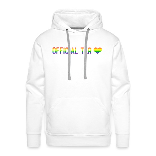 Official TLR Love Merch - Pride Edition - Men's Premium Hoodie