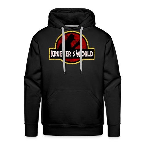 Krueger' World - Sweat-shirt à capuche Premium pour hommes