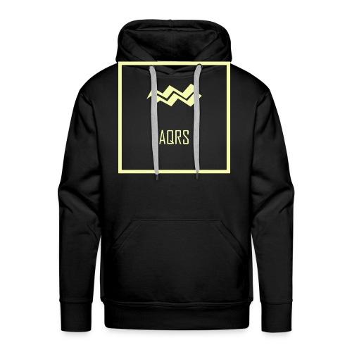 AQUARIUS Star Sign - Männer Premium Hoodie