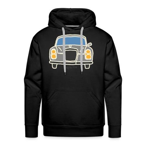 Voiture ancienne mythique allemande - Sweat-shirt à capuche Premium pour hommes