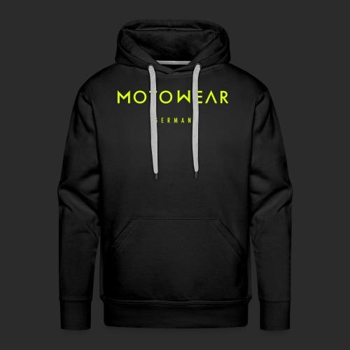 motowear germany - Männer Premium Hoodie