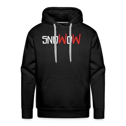 snowwow eps - Sudadera con capucha premium para hombre