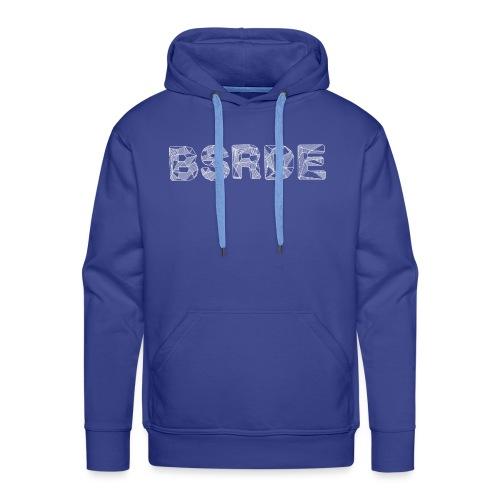 BSRDE - Mannen Premium hoodie