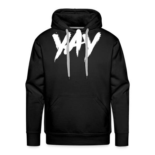 Yay - Männer Premium Hoodie
