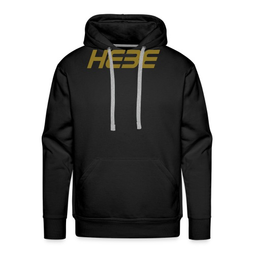 Hebe - Männer Premium Hoodie