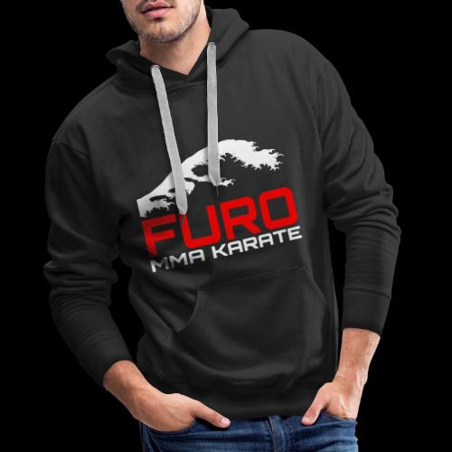 Furo MMA Karate - Teamkleidung - Männer Premium Hoodie