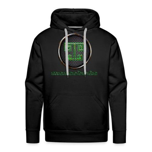 marcobode Mörtch logo - Männer Premium Hoodie