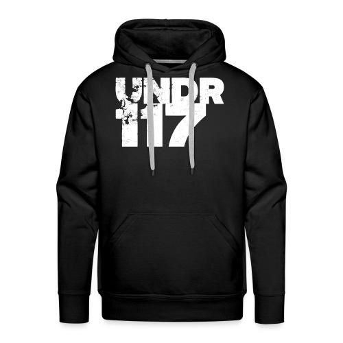 117 big w png - Männer Premium Hoodie