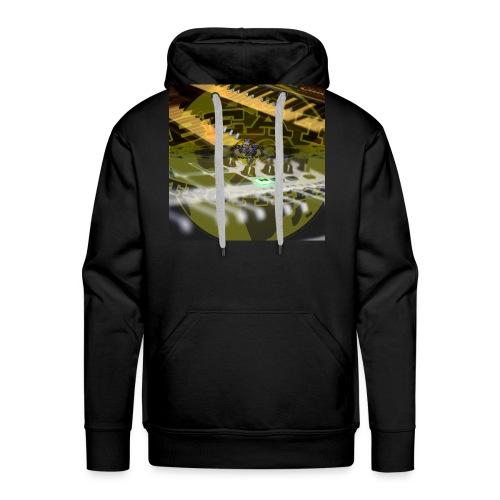 Beat Trotterz instruments serie N°4 - Sweat-shirt à capuche Premium pour hommes