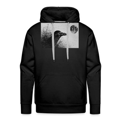 Crow - Männer Premium Hoodie