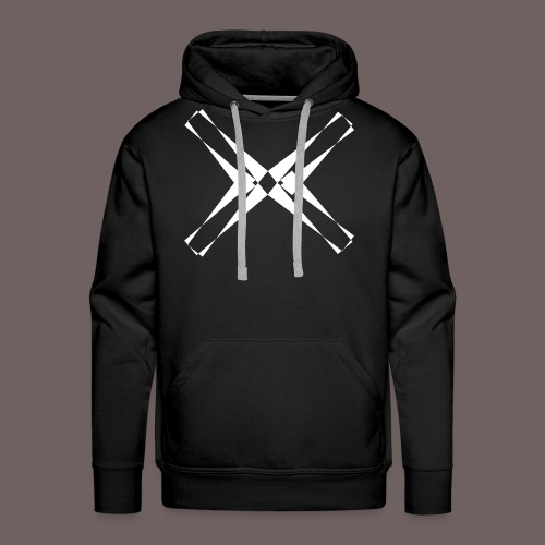 GBIGBO - Rock Metal - Rotor 01 - Sweat-shirt à capuche Premium pour hommes