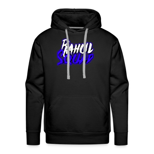 Rahul Squad Official Merchandise - Men's Premium Hoodie