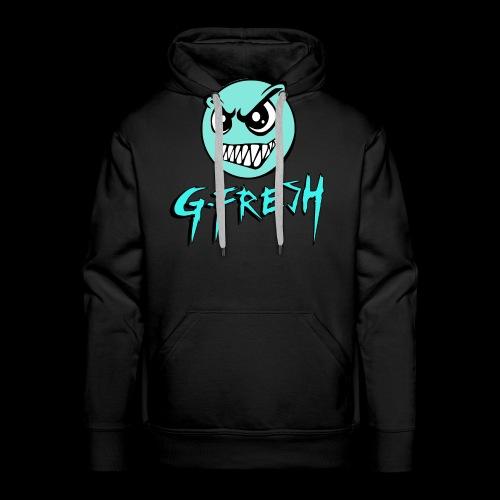 G-Fresh logo - Mannen Premium hoodie