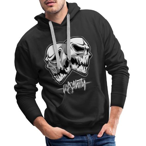 Insanity uptempo shop - Mannen Premium hoodie