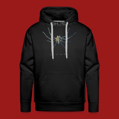 Clan Of Xymox - Spider On The Wall - - Men's Premium Hoodie