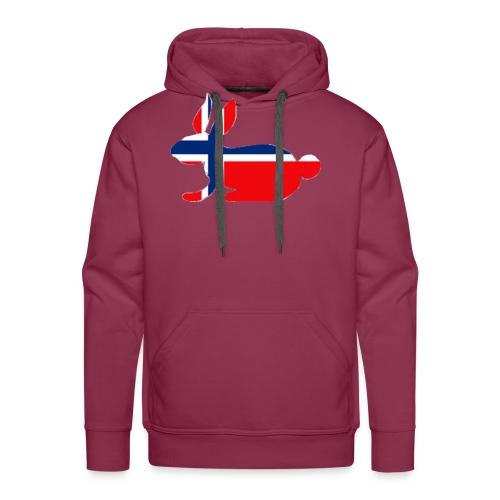 norwegian bunny - Men's Premium Hoodie