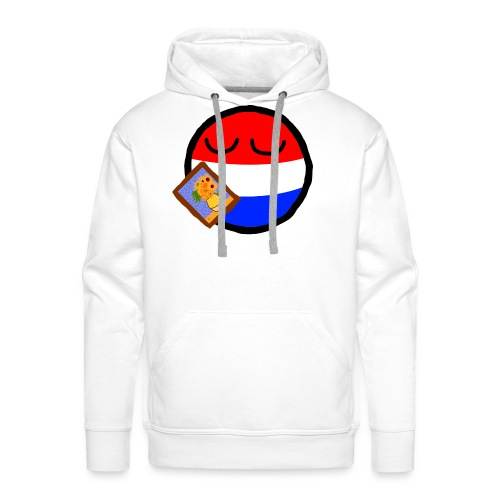 Netherlandsball - Men's Premium Hoodie