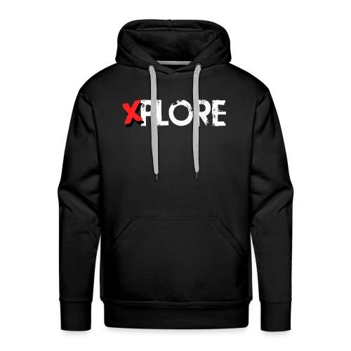 Xplore - Lost Places Exploring - Männer Premium Hoodie