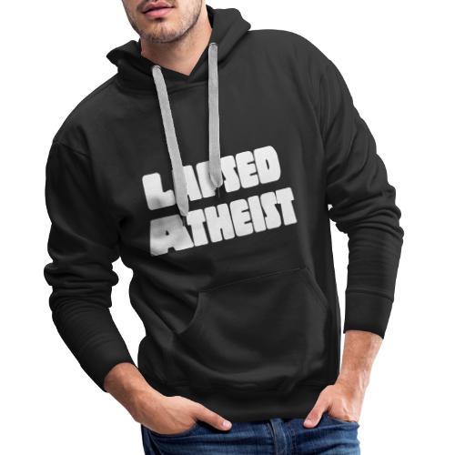 LAPSED ATHEIST - Men's Premium Hoodie
