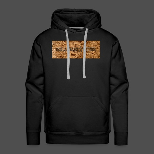 KILLSCHALTER Track - Bluza męska Premium z kapturem