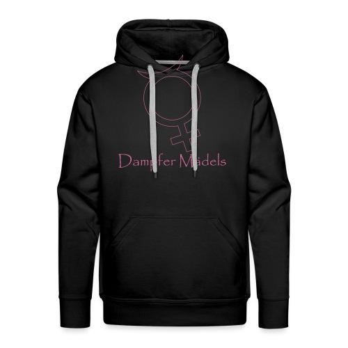 Logo_Dampfermädels - Männer Premium Hoodie