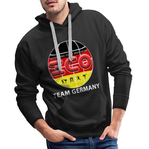 ICO Kickboxing Team Germany - Männer Premium Hoodie