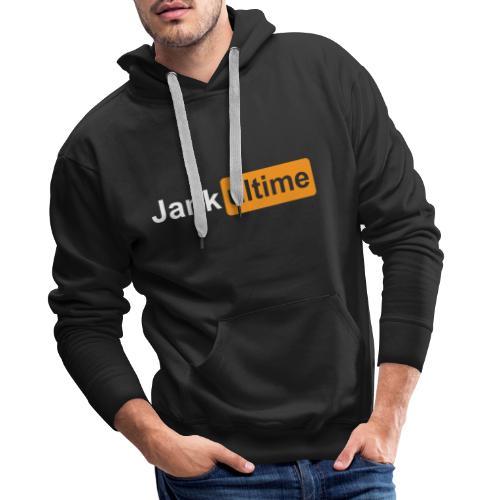 #JankUltime - Sweat-shirt à capuche Premium pour hommes