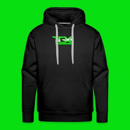 TGX Logo - Men's Premium Hoodie