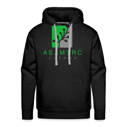 Asymetric Clothing - Imperfection at it's finest - Männer Premium Hoodie