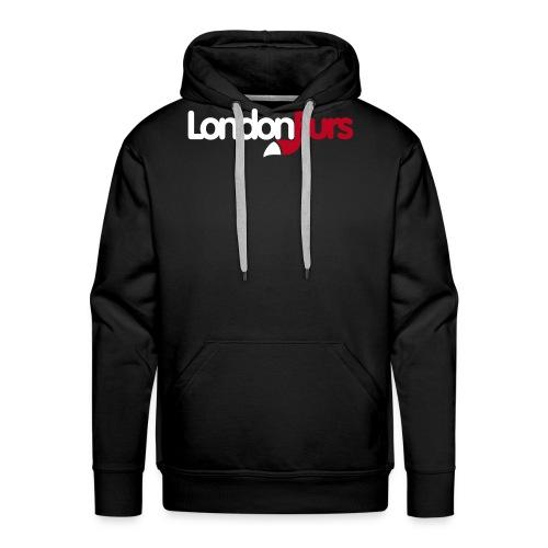 LondonFurs Logo - Men's Premium Hoodie