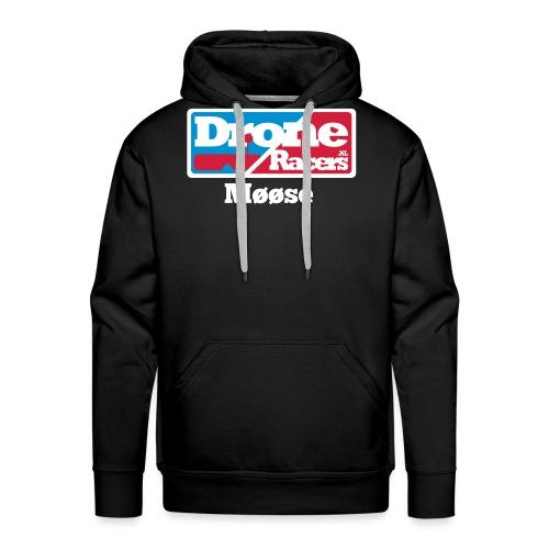 droneracers_logoose - Mannen Premium hoodie
