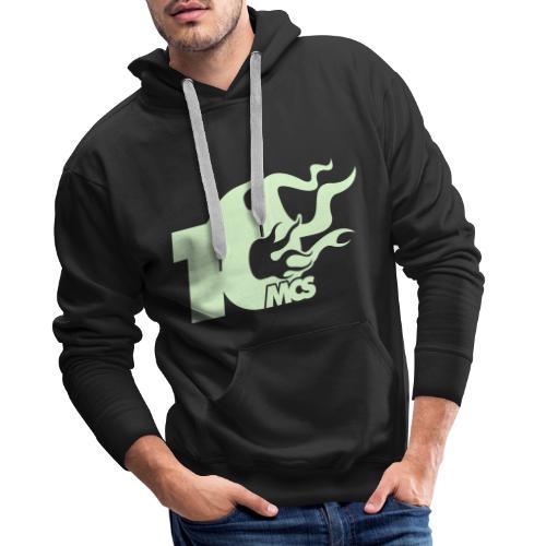 logo09 - Männer Premium Hoodie