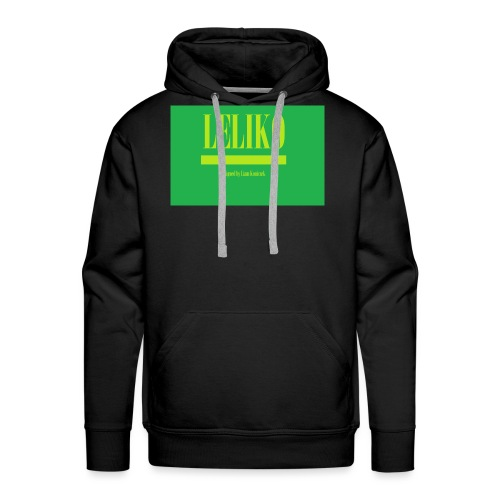 LELIKO-Design - Männer Premium Hoodie