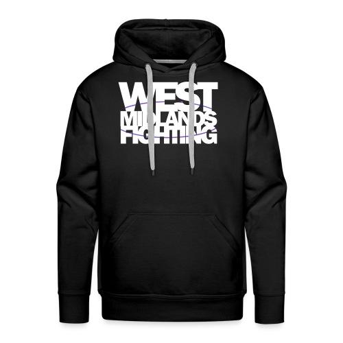 tshirt wmf white 2 - Men's Premium Hoodie