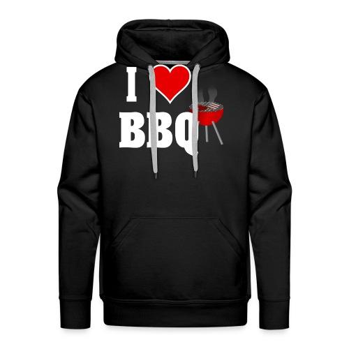 BBQ Barbecue - Männer Premium Hoodie