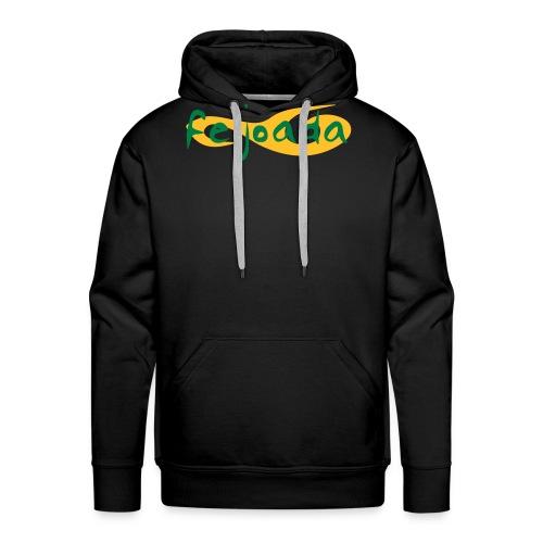 feijoada logo vektor - Männer Premium Hoodie
